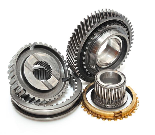 HEFKO Spare Parts - Getriebeersatzteile